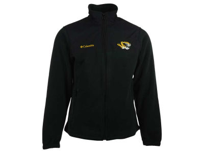 Missouri Tigers Columbia NCAA Men's Fast Tech Fleece Jacket