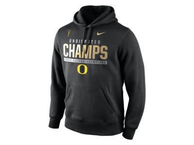 Oregon Ducks Nike NCAA NCG Locker Room Hoodie