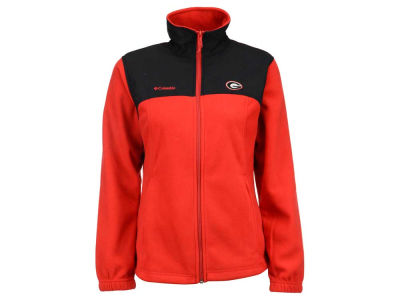 Georgia Bulldogs Columbia NCAA Women's Fast Tech Jacket