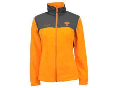 Tennessee Volunteers Columbia NCAA Women's Fast Tech Jacket