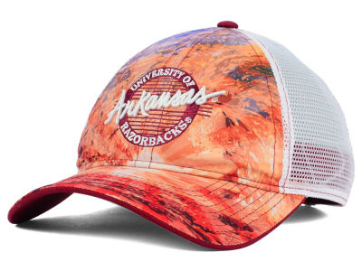 Arkansas Razorbacks NCAA Brilliant Mesh Hat