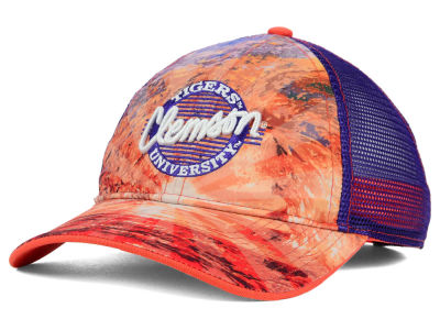 Clemson Tigers NCAA Brilliant Mesh Hat