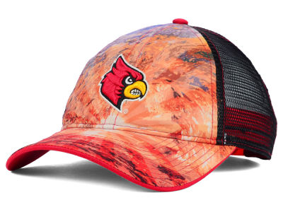 Louisville Cardinals NCAA Brilliant Mesh Hat