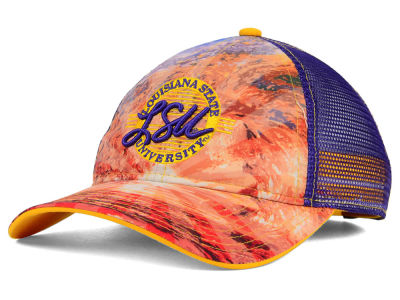 LSU Tigers NCAA Brilliant Mesh Hat
