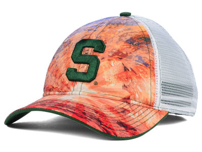 Michigan State Spartans NCAA Brilliant Mesh Hat