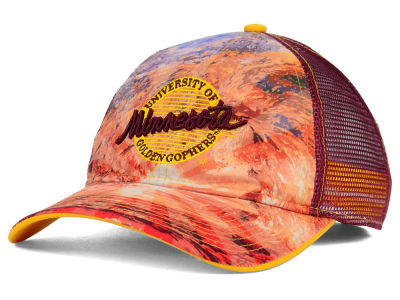 Minnesota Golden Gophers NCAA Brilliant Mesh Hat