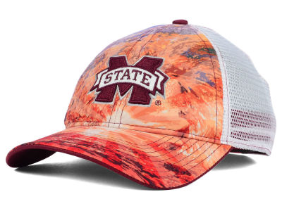 Mississippi State Bulldogs NCAA Brilliant Mesh Hat