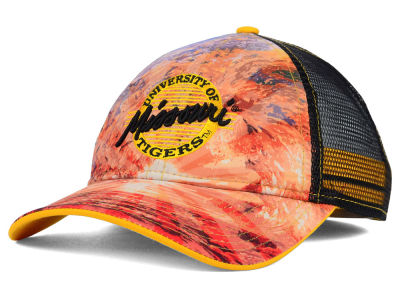 Missouri Tigers NCAA Brilliant Mesh Hat