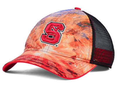 North Carolina State Wolfpack NCAA Brilliant Mesh Hat