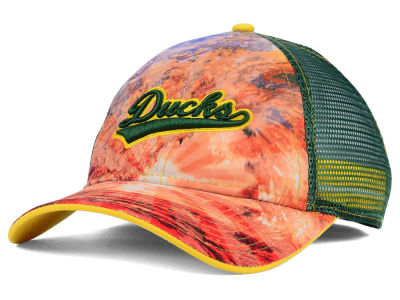 Oregon Ducks NCAA Brilliant Mesh Hat