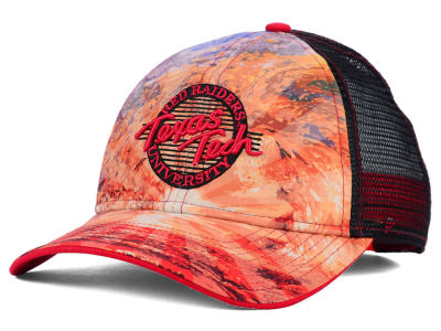 Texas Tech Red Raiders NCAA Brilliant Mesh Hat