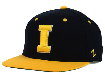 Iowa Hawkeyes Zephyr NCAA Apex Snapback Hat