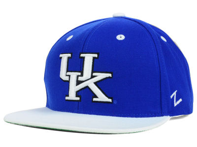 Kentucky Wildcats Zephyr NCAA Apex Snapback Hat