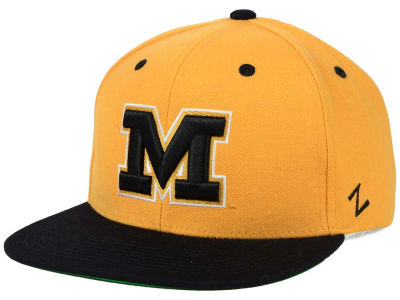 Missouri Tigers Zephyr NCAA Apex Snapback Hat