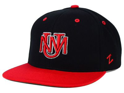 New Mexico Lobos Zephyr NCAA Apex Snapback Hat