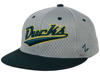 Oregon Ducks Zephyr NCAA Apex Snapback Hat