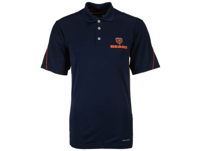 Chicago Bears Majestic NFL Men's Field Classic Synthetic Polo XV Shirt