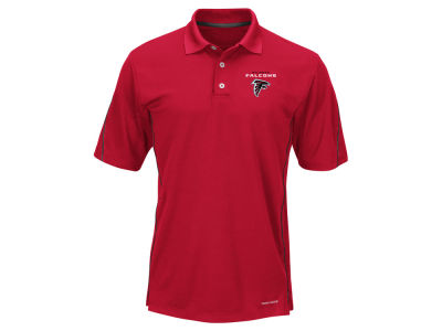 Atlanta Falcons Majestic NFL Men's Field Classic Synthetic Polo XV Shirt