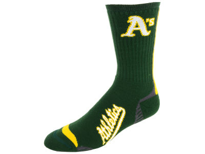 Oakland Athletics Team Vortex Crew Sock