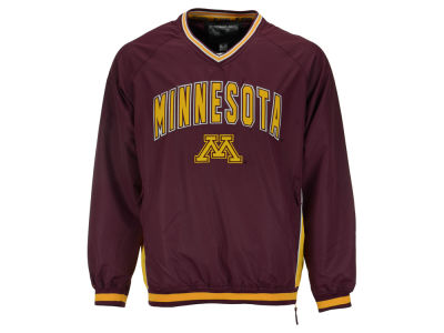 Minnesota Golden Gophers NCAA Men's Fair Catch Pullover Jacket
