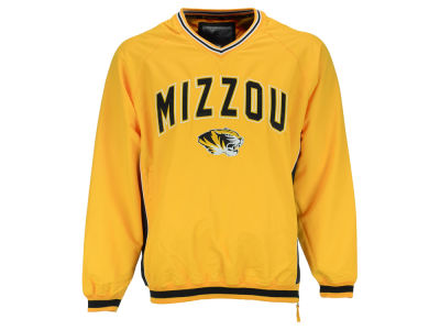 Missouri Tigers NCAA Men's Fair Catch Pullover Jacket