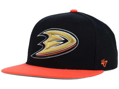 Anaheim Ducks '47 NHL Sure Shot 2 Tone Snapback Cap