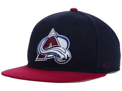 Colorado Avalanche '47 NHL Sure Shot 2 Tone Snapback Cap