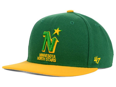 Minnesota North Stars '47 NHL Sure Shot 2 Tone Snapback Cap