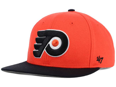 Philadelphia Flyers '47 NHL Sure Shot 2 Tone Snapback Cap