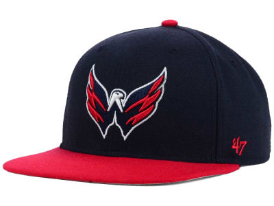Washington Capitals '47 NHL Sure Shot 2 Tone Snapback Cap