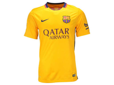 FC Barcelona Nike Club Soccer Men's Team Away Stadium Jersey