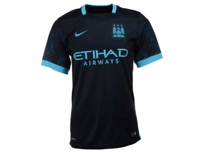 Manchester City Nike Club Soccer Men's Team Away Stadium Jersey