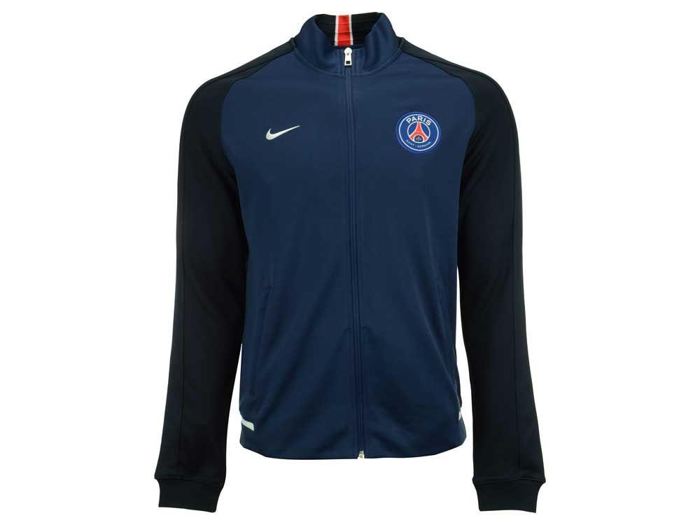 Paris Saint-Germain Nike Club Soccer Men s N98 Track Jacket  151ce92aa