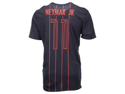 FC Barcelona Neymar Nike Club Soccer Men's Player Replica T-Shirt