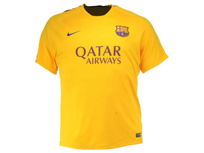 FC Barcelona Nike Club Soccer Men's Prematch Training Shirt