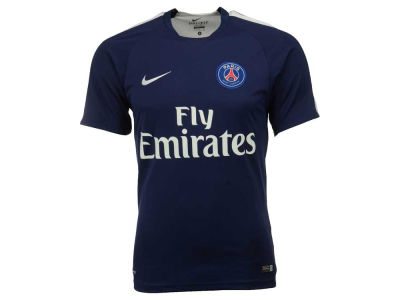 Paris Saint-Germain Nike Club Soccer Men's Prematch Training Shirt