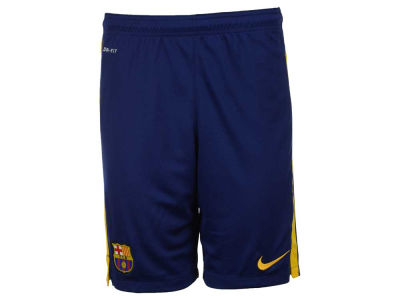 FC Barcelona Nike Club Soccer Men's Strike Knit Shorts