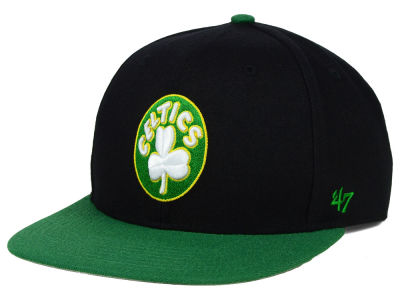 Boston Celtics '47 NBA HWC Sure Shot 2 Tone '47 Snapback Cap