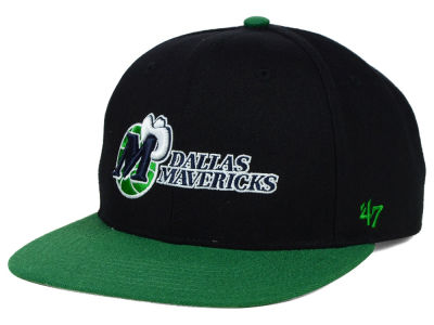 Dallas Mavericks '47 NBA HWC Sure Shot 2 Tone '47 Snapback Cap