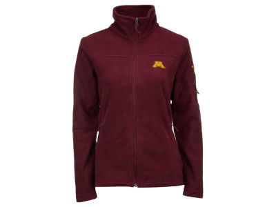 Minnesota Golden Gophers NCAA Womens Give & Go Full Zip Jacket