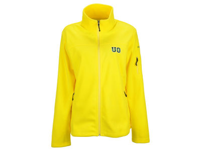 Oregon Ducks NCAA Womens Give & Go Full Zip Jacket