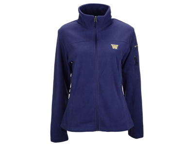 Washington Huskies NCAA Womens Give and Go Jacket