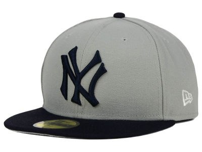 New York Yankees New Era MLB Cooperstown 2 Tone 59FIFTY Cap