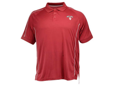 Indiana Hoosiers NCAA Men's Pitch Polo Shirt