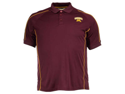 Minnesota Golden Gophers NCAA Men's Pitch Polo Shirt