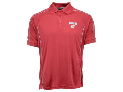 Washington State Cougars NCAA Men's Pitch Polo Shirt