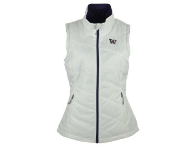 Washington Huskies Columbia NCAA Women's Powder Puff Vest