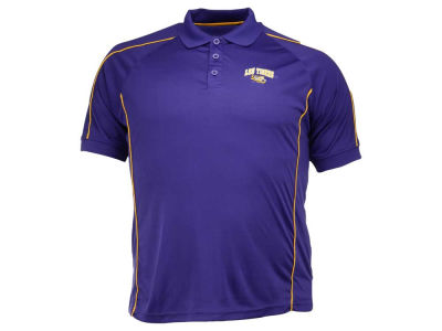 LSU Tigers NCAA Men's Pitch Polo Shirt