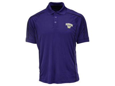 Washington Huskies NCAA Men's Pitch Polo Shirt