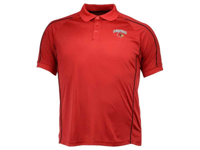 Louisville Cardinals NCAA Men's Pitch Polo Shirt